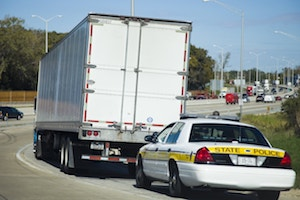 CDL and Trucking Violations